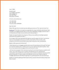 hardship letter sample resume name