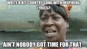 Hick Meme - farce the music monday afternoon memes trucks hick hop etc