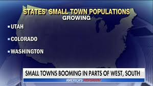 small town populations booming in parts of west south fox news