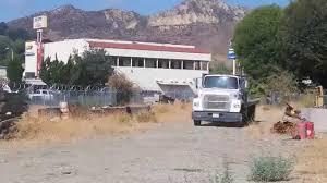 1990 ford l7000 diesel truck youtube