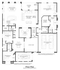 contemporary floor plan toll brothers at blackstone the blackstone collection the