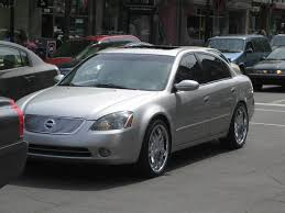 Nissan Altima 2006 - nissan altima 2002 2006 1 madwhips