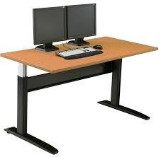 using a sit stand desk radiology workstation sit stand desk height adjustable desk tx