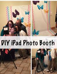 how to make your own photo booth how to make a simple photobooth for your church events
