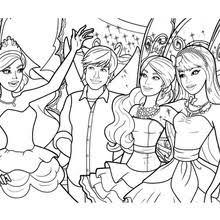 barbie fairy secret coloring pages 26 barbie printables girls