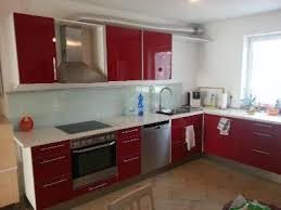 ikea küche faktum ikea küche faktum abstrakt rot mit elektrogeräten hohenwart