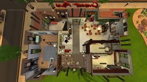 mod the sims constantine s bakery no cc restaurant advertisement