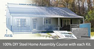 Cottage House Kits by Steel Home Kits America U0027s 1 Choice In Diy Steel Homes