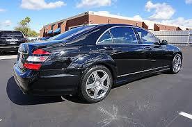 2008 mercedes s550 amg 2008 black s550 amg sport pkg s class 550 sedan like 2007 2009