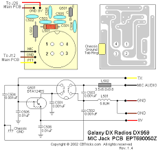 mic wiring diagram for galaxy dx 959 mic wiring diagrams instruction