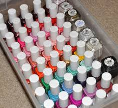 8 nail polish organizer ideas you u0027ll want to copy immediately