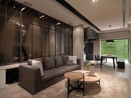 multilevel contemporary apartment by wch studio caandesign