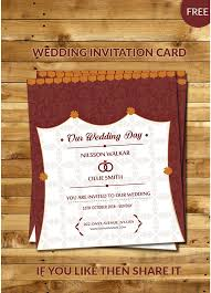 Wedding Invitation Cards Usa 30 Free Card Designs Free U0026 Premium Templates