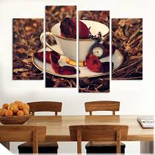 Coffee Wall Decor For Kitchen Online Get Cheap Kitchen Wall Paint Aliexpress Com Alibaba Group