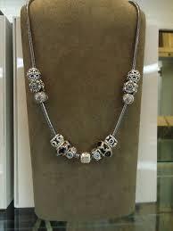pandora necklace with charm images Gorgeous inspiration pandora necklace ideas best 25 jpg