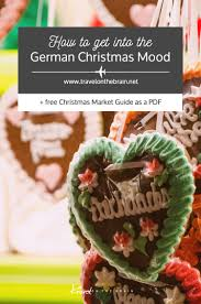to get into the german christmas mood 5 steps