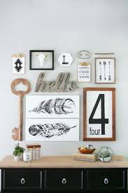 12 ideas to have the best rustic gallery wall big and small keys