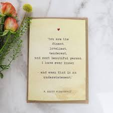 wedding quotes indonesia literature valentines card f fitzgerald quote by literary