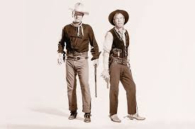 Watch The Man Who Shot Liberty Valance Standing Up For Liberty Valance True West Magazine