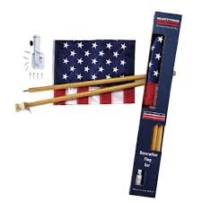 Home Depot Garden Flags 2 5 X 4 Flags U0026 Flag Poles Outdoor Decor The Home Depot