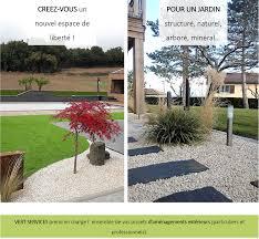 jardin paysager avec piscine vert services lorette 42 paysagiste aménagement création