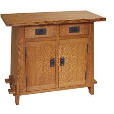 Mission Style Nightstand Mission Style Arts U0026 Crafts Style Craftsman Style Stickley