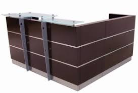 L Shape Reception Desk Shaped Reception Desk