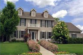 two story colonial house plans colonial house plans two story country architecture hill