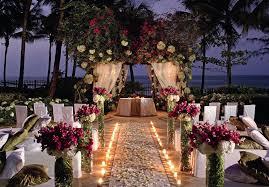 unique hawaiian wedding decorations with hilton hawaiian village