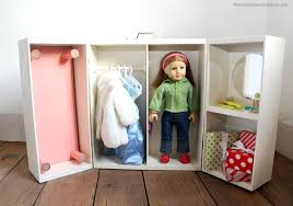 18 inch doll storage cabinet ana white doll closet folding 18 inch doll furniture storage