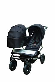 Amazon Com Duck Covers Ultimate - amazon com mountain buggy duet double buggy stroller black