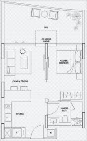 floor plans for archipelago condo srx property