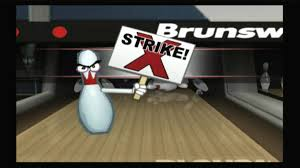 classic game room hd brunswick pro bowling wii review youtube