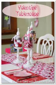 Valentine S Day Tablecloth by 60 Best Valentine Tablescapes Images On Pinterest Valentine