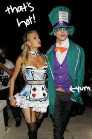 Mad Hatter Halloween Costume Celebrity Halloween Costumes Photos Perez Hilton