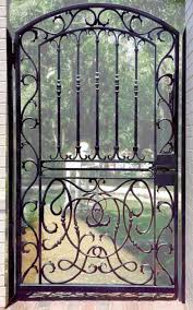 best 25 wrought iron gate designs ideas on iron gate