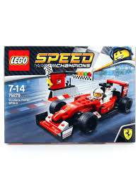 ferrari speed chions speed chions scuderia ferrari sf16 h 75879 building blocks