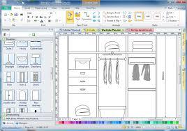 Free Kitchen Cabinet Design Terrific Cabinet Design Software Edraw In Kitchen Find Your Home