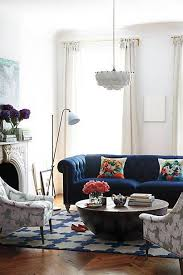 Blue Sofa Set Living Room by Best 10 Chesterfield Living Room Ideas On Pinterest
