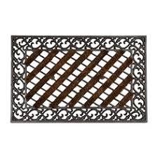 Cast Iron Doormat Semi Circle Scroll Door Mat Door Mats Doormat And Cast Iron