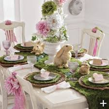 best easter decorations easter decorations table setting home decorating ideas