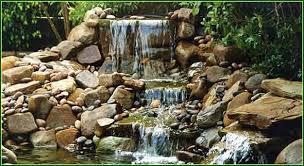 Rock Garden Waterfall Rock Garden Waterfall Landscaping Manhattan Enviroscape La