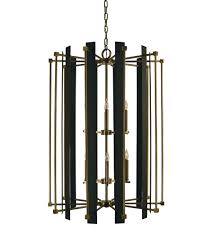 Black Chandelier Lamps Framburg 4806ab Mblack Louvre 12 Light 32 Inch Antique Brass With