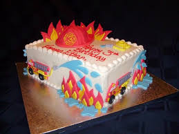 fantastic inspiration fireman birthday cake and nice the 25 best