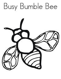 Realistic Image Of Busy Bumblebee Coloring Page Download Print Bumblebee Coloring Pages