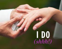 Wedding Wishes Regrets These 14 Women Had Secret Weddings U2014and Had No Regrets