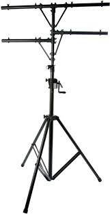 stage lighting tripod stands on stage ls7805b power crank up lighting stand pssl