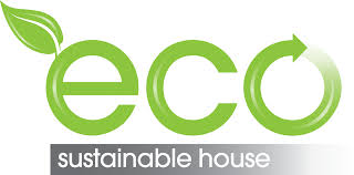 sustainable building products homes australiaeco eco house logo