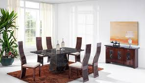 tall glass table ls adelaide 1 8m solid marble dining table and 4 chairs scs