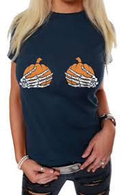Halloween Costumes Pumpkin Woman Pumpkin Women U0026 039 Rude Funny Halloween Costume Shirt